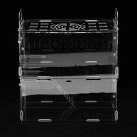 Homozy Acrylic Cage Hamster Enclosure Summary