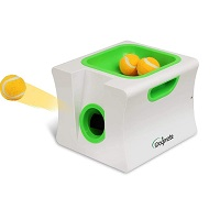 IDOGMATE Rechargeable Automatic Ball Launcher Summary