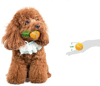 IDOGMATE Rechargeable Automatic Ball Launcher