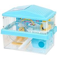 Iris Deluxe Hamster Cage Summary