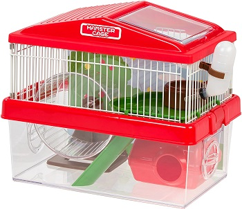 Iris Deluxe Hamster Cage
