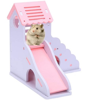 Kathson Hideaway Hamster House Review