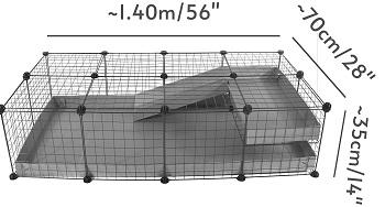 Kavee C&C cage