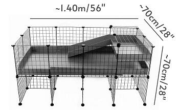 Kavee Guinea Pig cage