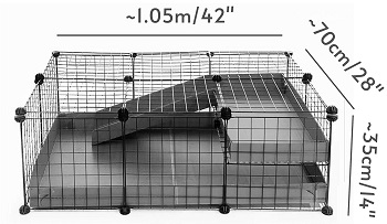 Kavee Store Cage