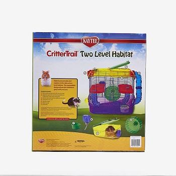 Kaytee Crittertrail Two Level Habitat Review