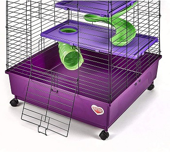 Kaytee Multi-Level Cage Review