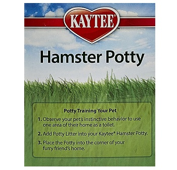Kaytee Potty With Litter