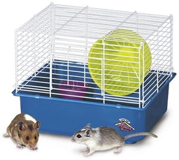 Kaytee Super Pet Luxury Hamster Cage Review