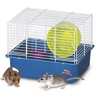 Kaytee Super Pet Luxury Hamster Cage Summary