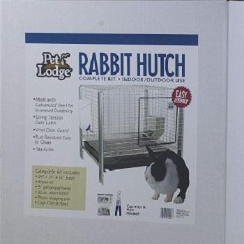 LITTLE GIANT Rabbit Hutch Review