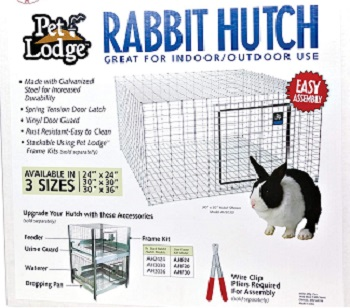 LITTLE GIANT Wire Pet Lodge Review