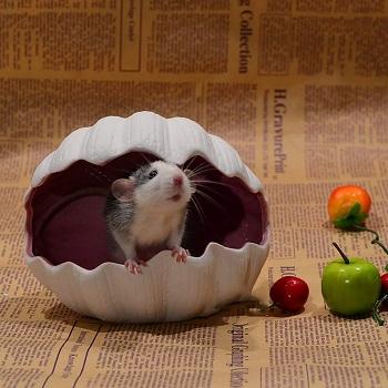 Laak Ceramic Hamster Hideout