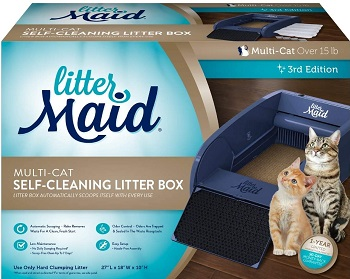 LitterMaid Multi-Cat Litter Box