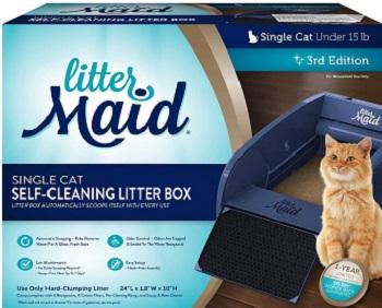 LitterMaid Single Cat Litter Box