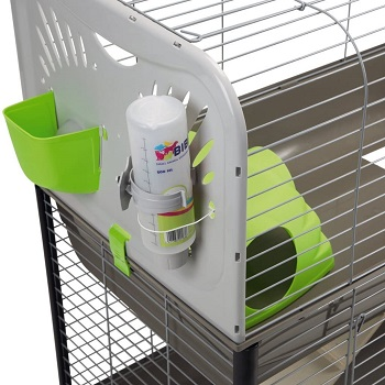 Lixit Animal Care Savic Cage Review