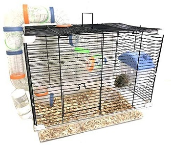 Mcage 3-Tier Hamster Cage Review