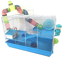 Mcage 3-Tier Hamster Cage Summary