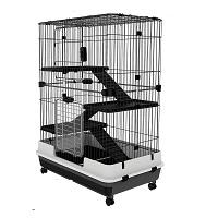 Mcage Indoor Small Animal Habitat Summary