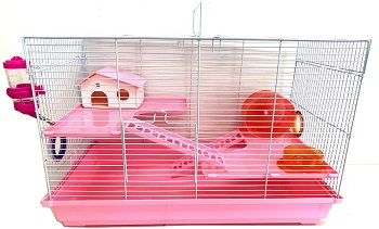 Mcage Large Hamster Cage Review