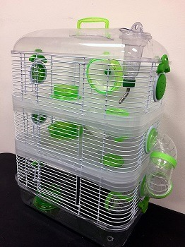 Mcage Syrian Hamster Enclosure Review
