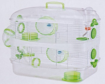 Mcage Two Level Hamster Cage Review