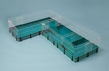 MidWest Metal Long Hamster Crate Review