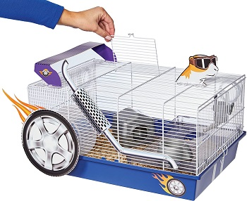 Midwest Homes Pet Hamster Cage Review