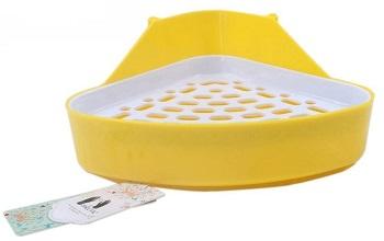 Mkono Hamster Corner Litter Tray Review