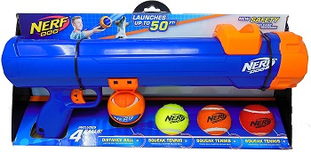 Nerf Dog Tennis Ball Blaster Review