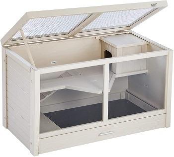 New Age Hamster Enclosure