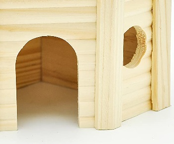 Niteangel Cute Hamster House Review