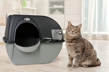 Omega Paw Roll n Clean Litter Box Review
