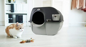 Omega Paw Roll n Clean Litter Box