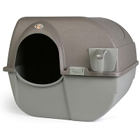 Omega Paw Self-Cleaning Litter Box Summary