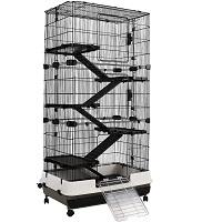 Pawhut 6-Tier Platform Cage Summary