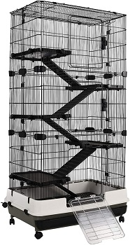 Pawhut Big Syrian Hamster Cage Review