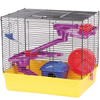 Pawise Hamster Fun Home Summary