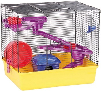 Pawise Hamster Fun Home