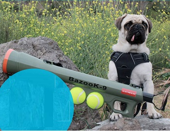 Paws & Pals BazooK-9 Tennis Ball Launcher