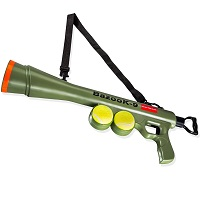 Paws & Pals BazooK-9 Tennis Ball Launcher Summary
