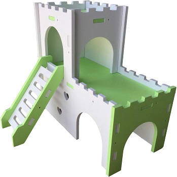 Pawsinside Castle For Hamsters Review