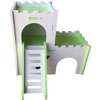 Pawsinside Castle For Hamsters Summary