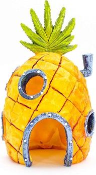 Penn-Plax Sponge Bob Pineapple House