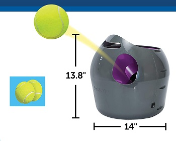 PetSafe Automatic Dog Toy Ball Launcher Review