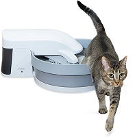 PetSafe Simply Clean SelfCleaning Cat Litter Box Summary