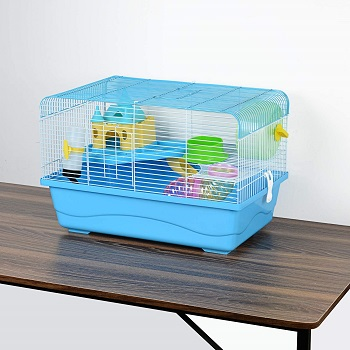 Petloft Sturdy Crazy Hamster Cage Review