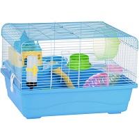Petloft Sturdy Crazy Hamster Cage Summary
