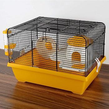 Petloft Yellow And Black Hamster Habitat Review
