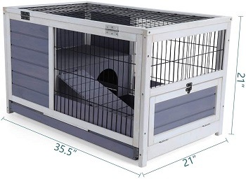 Petsfit Wooden Hamster Cage Review
